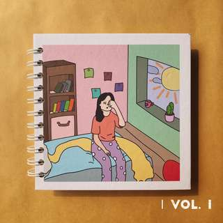 Daily Life notebook vol. 1
