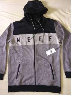 Neff Flint Shredder Zip Up Hoodie