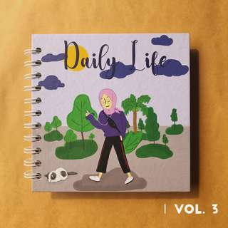 Daily Life notebook vol. 3