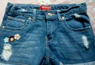 Branded Maong Shorts and Skirts