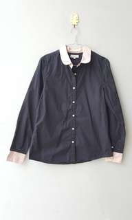 EARTH BLACK PINK Blouse