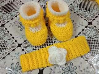 Baby set crochet