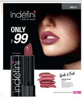 Indefini Lipstick