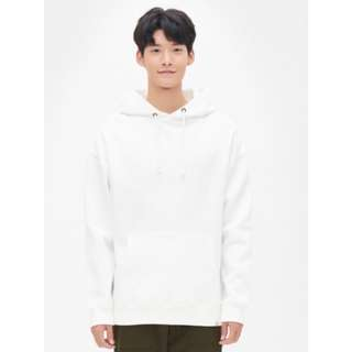 8SECONDS PULLOVER HOODIE - WHITE