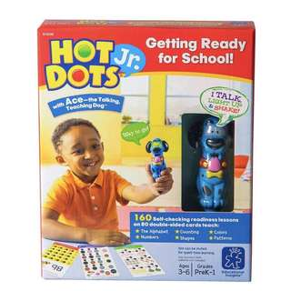 EDUCATIONAL INSIGHTS GETTING READY FOR SCHOOL 80 2-SIDED Getting Ready for School (for ages 3-6)
