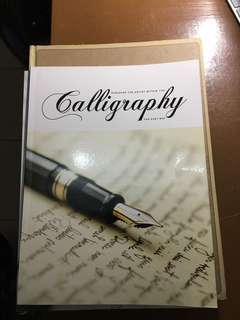 Calligraphy Guide Book