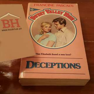 Sweet Valley High Deceptions
