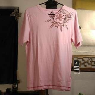 NEW Adidas Vneck Top Tee T Shirt No.3 全新 Adidas V領短袖衫 T恤 上衣 No.3