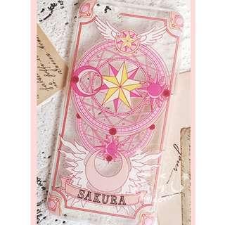 CARDCAPTOR SAKURA IPHONE 7+/8+ PHONE COVER
