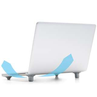 Laptop Elevating Feet Stand Cool Down Laptop Heat Remover Instock