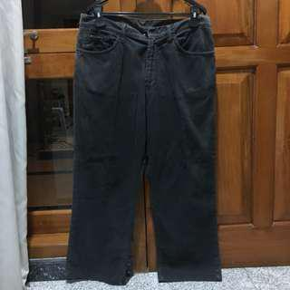 Celana Jeans Hitam Icejeans