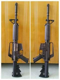 CA XM177E2 金屬槍身