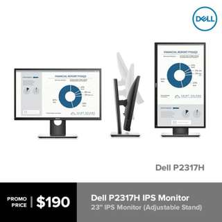 "Dell P2317H 23"" IPS Monitor"