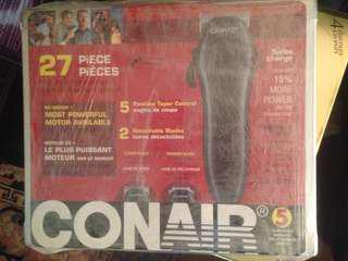 Conair 27 pc Grooming Kit w/ Metal Carrying Case