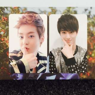 EXO Mama Korean Version Photocards