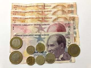 Turkey Turkish Lira to Singapore Dollar SGD Currency Exchange