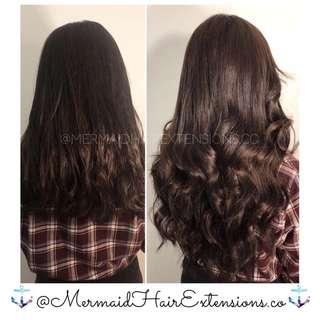 ✨LUXURY HAIR EXTENSIONS✨Premium European Promotion - $399