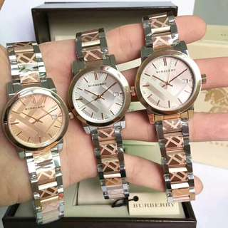 Burberry watches