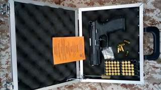 Blank gun (seri glock)