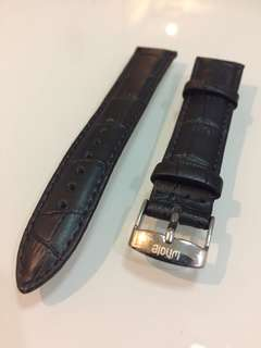 🚚 18mm Leather Strap