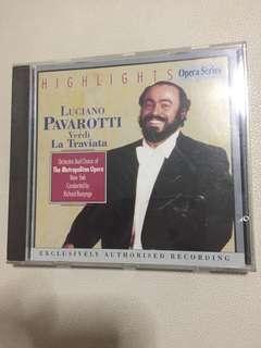 CD | Pavarotti