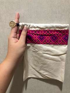 Dust bag tory burch