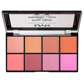 💄 NYX Sweet Cheeks Blush Palette