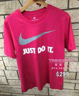 🆕 NIKE(2色)✔️ TEE  ➖➖➖➖➖➖➖➖➖➖➖➖➖➖➖ 👇查詢或訂購可直接click 以下link👇 https://goo.gl/gSpjru ➖➖➖➖➖➖➖➖➖➖➖➖➖➖➖ ✅ 歡迎使用 HSBC PAYME ‼️ ➖➖➖➖➖➖➖➖➖➖➖➖➖➖➖ 📲WhatsApp 68220680/ FB inbox https://www.facebook.com/trendspotonli/ Ig: trendspot buyer