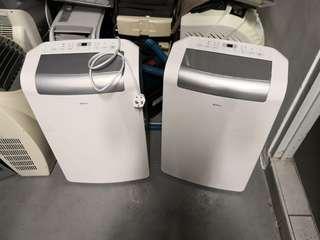 Portable aircon servicing or repair