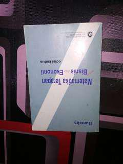 Matematika Ekonomi #maudecay