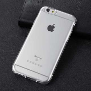 Shockproof Clear Case for iPhone 6 to X