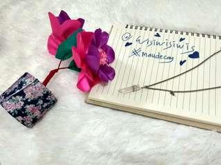 #maudecay Kalung Fashion