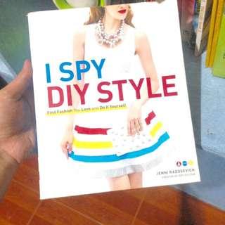 I spy DIY
