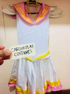 Sailormoon Costume W/ Choker