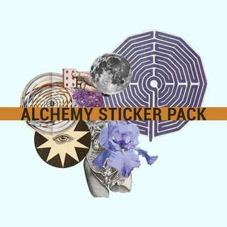 Alchemy Sticker Pack