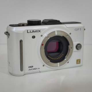 Panasonic LUMIX GF1 BODY ONLY