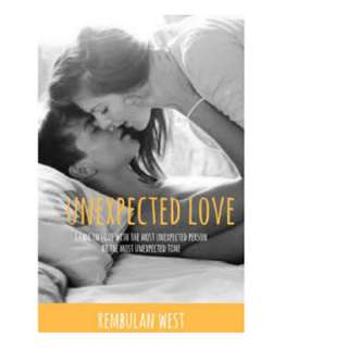 Ebook Unexpected Love - Rembulan West