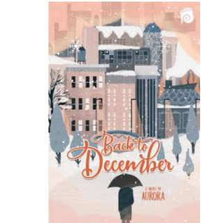 Ebook Back to December - Aurora