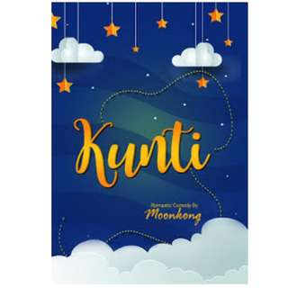 Ebook Kunti - Moonkong