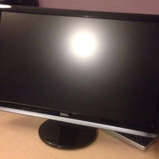"Dell LED mon 24吋 電腦螢幕 ( ST2420L ) 24"" FULL HD"