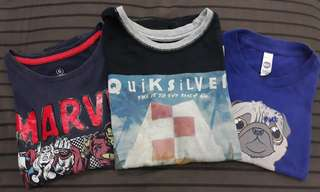 Boys tshirt bundle