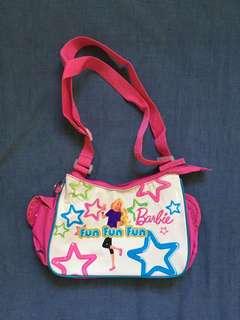 Barbie bag for girls