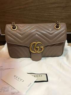 BEST PRICE! AUTHENTIC GUCCI GG MARMONT