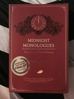 MIDNIGHT MONOLOGUE BY CHARISSA ONG T.Y.