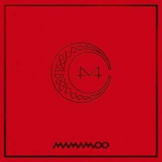Mamamoo 7th mini Red Sun