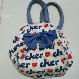Cher Kiddie Bag