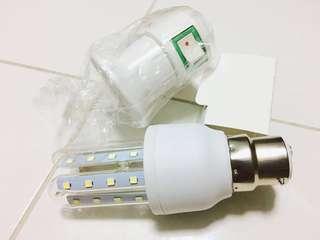 LED Light•{3U lamp bulb 13CM} + Extenxion Plug•