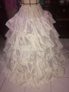 Ball gown Petticoat/petikot ring 4