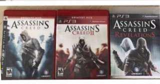 Take4! PS3 all original games