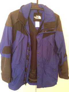 Authentic The North Face Jacket..etc